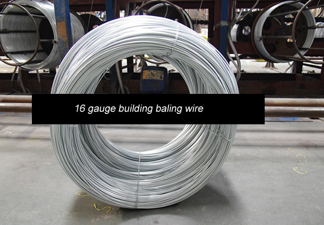 Baling Wire Product : Black annealed baling wire ties for cotton tying and